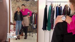 Cristina Cordula dans Nouveau Look pour une Nouvelle Vie - 17/08/15 - 13