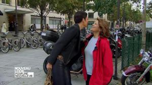 Cristina Cordula dans Nouveau Look pour une Nouvelle Vie - 17/08/15 - 14