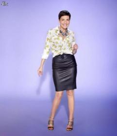 Cristina Cordula dans Spot pour M6 - 04/09/15 - 01