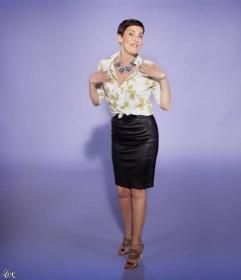 Cristina Cordula dans Spot pour M6 - 04/09/15 - 02