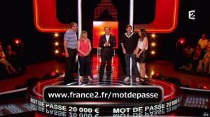 Elise Chassaing dans Mot de Passe - 01/08/15 - 08