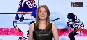 Elodie Poyade dans l'Equipe du Week-End - 19/09/15 - 02