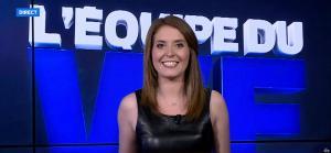 Elodie Poyade dans l'Equipe du Week-End - 19/09/15 - 07