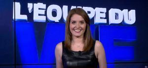 Elodie Poyade dans l'Equipe du Week-End - 19/09/15 - 09