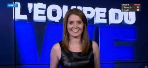Elodie Poyade dans l'Equipe du Week-End - 19/09/15 - 10