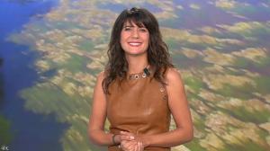 Estelle Denis lors du Tirage du Loto - 21/09/15 - 01
