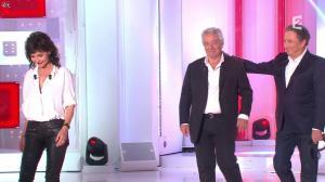 Evelyne Bouix dans Vivement Dimanche Prochain - 06/09/15 - 01