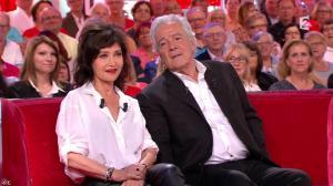 Evelyne Bouix dans Vivement Dimanche Prochain - 06/09/15 - 02