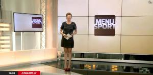 France Pierron dans Menu Sport - 02/07/15 - 01