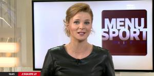 France Pierron dans Menu Sport - 02/07/15 - 03