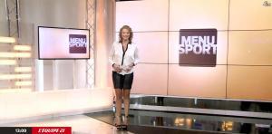 France Pierron dans Menu Sport - 10/08/15 - 01