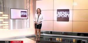 France Pierron dans Menu Sport - 10/08/15 - 02