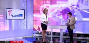 France Pierron dans Menu Sport - 10/08/15 - 04
