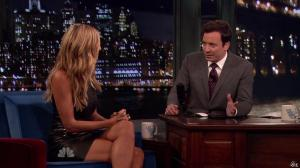 Heidi Klum dans Late Night With Jimmy Fallon - 04/09/13 - 13