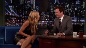 Heidi Klum dans Late Night With Jimmy Fallon - 04/09/13 - 14