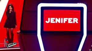Jenifer Bartoli dans The Voice - 10/01/15 - 0001