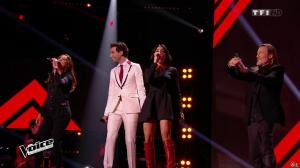 Jenifer Bartoli dans The Voice - 10/01/15 - 0003