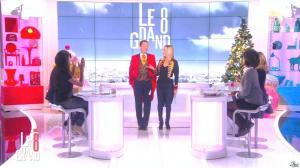 Laurence Ferrari, Hapsatou Sy et Audrey Pulvar dans Introduction du Grand 8 - 17/12/14 - 01