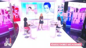 Laurence Ferrari, Hapsatou Sy et Audrey Pulvar dans Introduction du Grand 8 - 20/05/15 - 02
