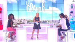 Laurence Ferrari, Hapsatou Sy et Audrey Pulvar dans Introduction du Grand 8 - 20/05/15 - 03