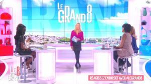Laurence Ferrari, Hapsatou Sy et Audrey Pulvar dans le Grand 8 - 04/03/15 - 0001