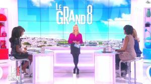 Laurence Ferrari, Hapsatou Sy et Audrey Pulvar dans le Grand 8 - 04/03/15 - 0003