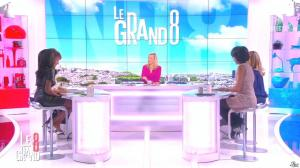 Laurence Ferrari, Hapsatou Sy et Audrey Pulvar dans le Grand 8 - 04/03/15 - 0006