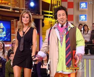 Lola Ponce dans Mai Dire Grande Fratello Show - 03/03/09 - 03