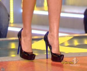 Lola Ponce dans Mai Dire Grande Fratello Show - 03/03/09 - 06