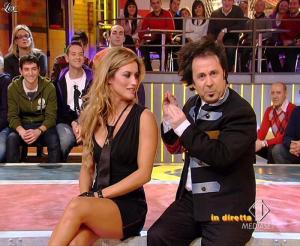 Lola Ponce dans Mai Dire Grande Fratello Show - 03/03/09 - 10