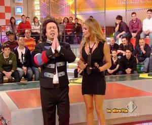 Lola Ponce dans Mai Dire Grande Fratello Show - 03/03/09 - 11