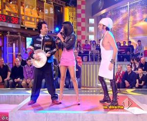 Lola Ponce dans Mai Dire Grande Fratello Show - 03/03/09 - 14