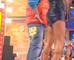 Lola Ponce dans Mai Dire Grande Fratello Show - 10/03/09 - 02