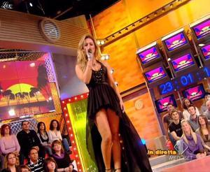 Lola Ponce dans Mai Dire Grande Fratello Show - 10/03/09 - 15