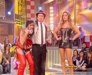 Lola Ponce dans Mai Dire Grande Fratello Show - 10/03/09 - 18
