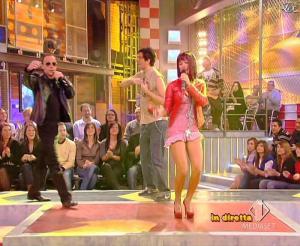 Lola Ponce dans Mai Dire Grande Fratello Show - 10/03/09 - 21