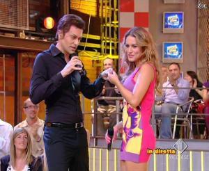 Lola Ponce dans Mai Dire Grande Fratello Show - 14/04/09 - 04