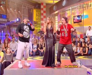 Lola Ponce dans Mai Dire Grande Fratello Show - 14/04/09 - 08