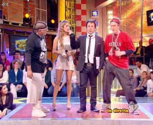 Lola Ponce dans Mai Dire Grande Fratello Show - 21/04/09 - 07