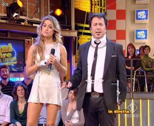 Lola Ponce dans Mai Dire Grande Fratello Show - 21/04/09 - 08