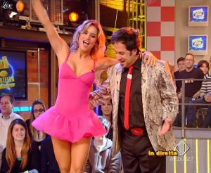 Lola Ponce dans Mai Dire Grande Fratello Show - 28/04/09 - 01
