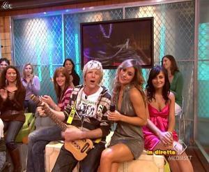 Lola Ponce dans Mai Dire Grande Fratello Show - 28/04/09 - 14