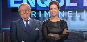 Nathalie Renoux dans Bande Annonce de Enquetes Criminelles - 26/08/15 - 02