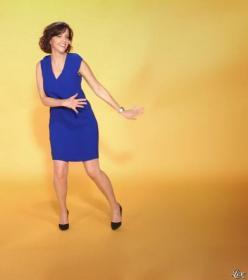 Nathalie Renoux dans Spot pour M6 - 04/09/15 - 01