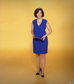 Nathalie Renoux dans Spot pour M6 - 04/09/15 - 02