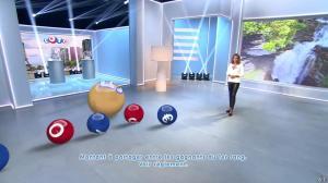 Sandrine Quétier lors du Tirage du Loto - 31/08/15 - 01