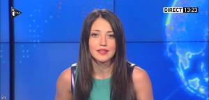 Sonia Carneiro dans i>Télé - 12/07/15 - 02