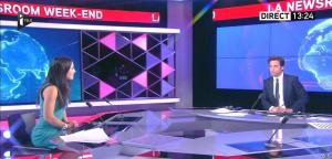 Sonia Carneiro dans i télé - 12/07/15 - 03