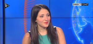 Sonia Carneiro dans i>Télé - 12/07/15 - 04