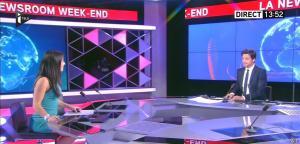 Sonia Carneiro dans i télé - 12/07/15 - 05